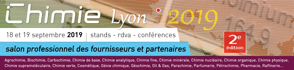 salon Chimie 2019