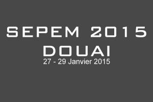 ACTU SEPEM 2015