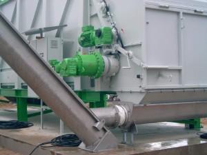 installation de production de biogaz