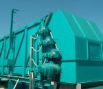 Trémie d'alimentation digesteur pour bio gaz
