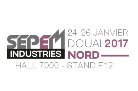 Salon sepem douai 2017 for Salon sepem