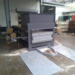 Reconditionnement, installation et location d'un compacteur poste fixe P1500